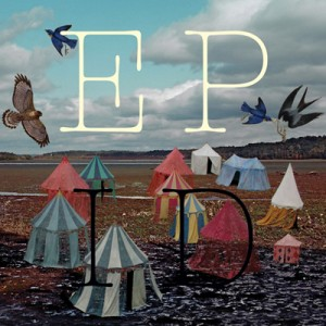 "Elvis Perkins In Dearland will release their ""Doomsday EP"" on October 20 (Cover: ElvisPerkinsInDearland.com)"
