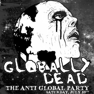 """Globally Dead"" was 43rd Street Zoo's first official production."