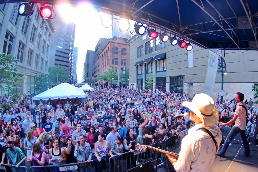 Denver Day of Rock attracted over 100K spectators last year. (Photo: ConcertsForKids.org)