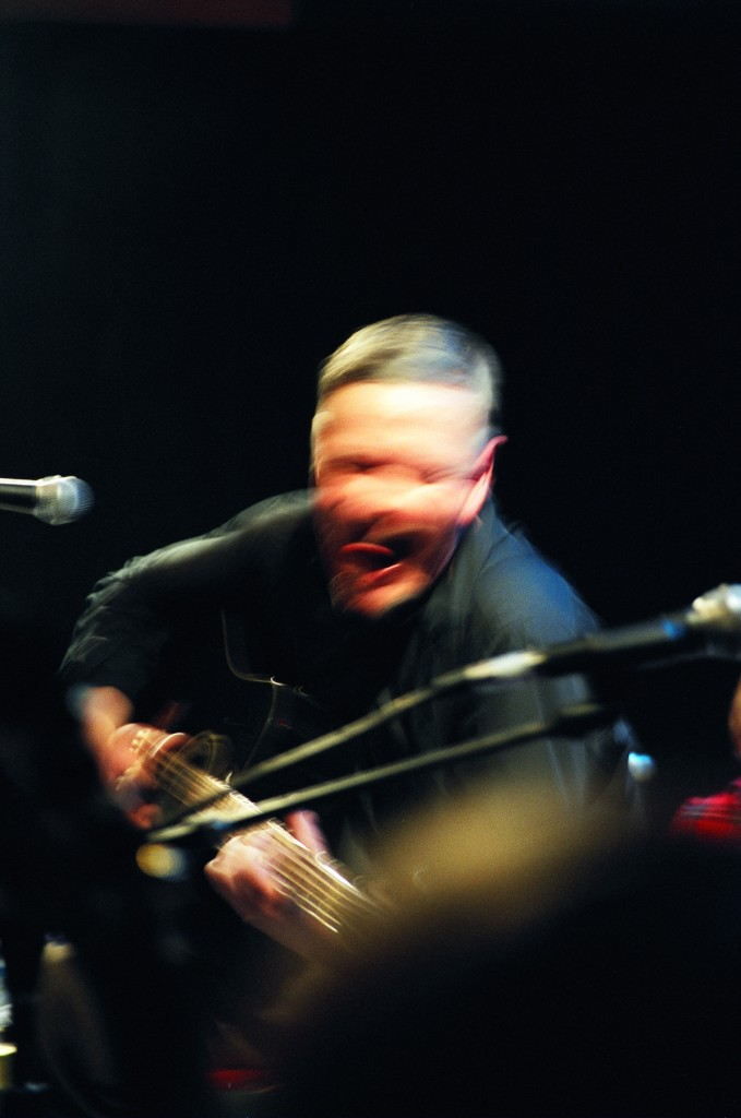 Michael Gira appears this weekend at the Oriental Theater. (Photo: Carlos Melgoza)