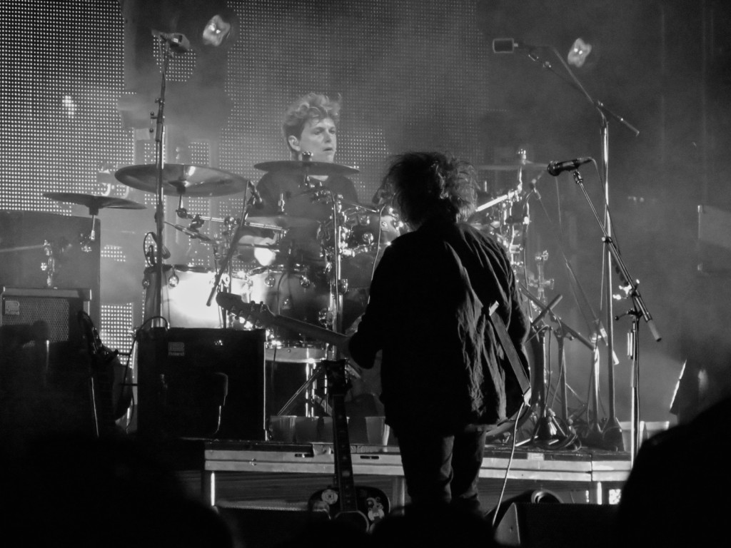Robert Smith and the Cure at Riot Fest 2014, Denver