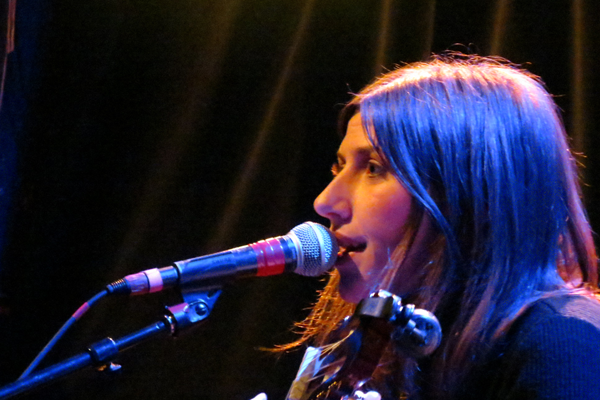 Aldous Harding at The Gothic Theatre, Denver, October 18, 2016