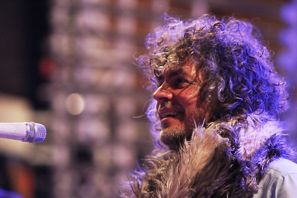 Wayne Coyne exudes a constant, and constantly enlightening, positivity. (Photo: Michael McGrath)