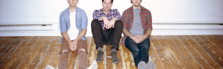 METZ - earning their capitalized moniker - play the Hi-Dive Tuesday, May 7. Be there - you'll regret otherwise. (Photo: Colin Medley, SubPop)